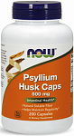 NOW Foods Psylium Husk 500 mg