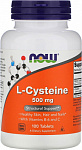 NOW Foods l-Cysteine 500 mg