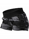Better Bodies Rough Sweat Shorts, Dark Camo