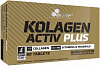 Olimp Kolagen Activ Plus Sport Edition 1750 мг