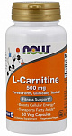 NOW Foods L-Carnitine